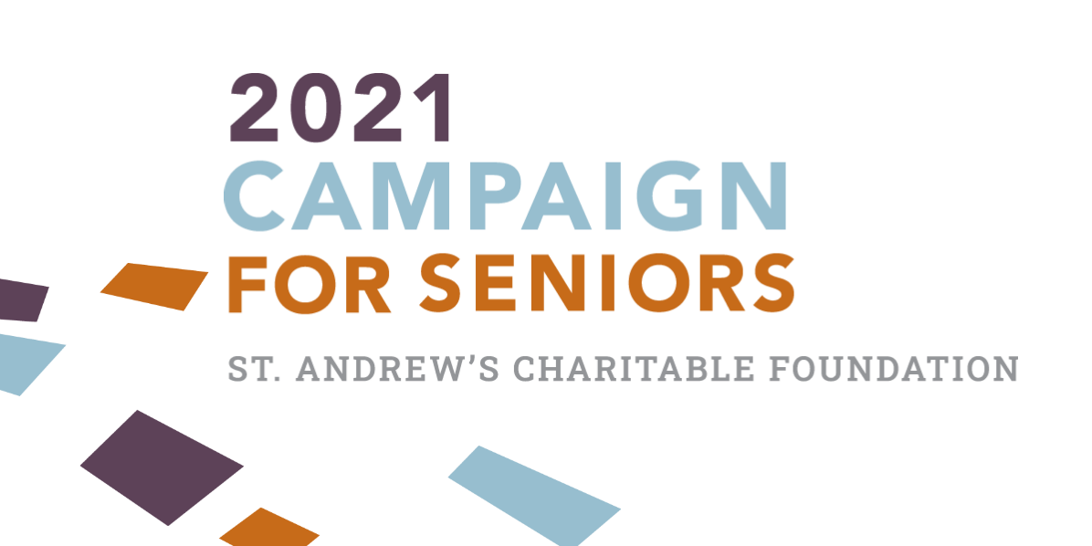 St. Andrew's Charitable Foundation 2021 Campaign logo