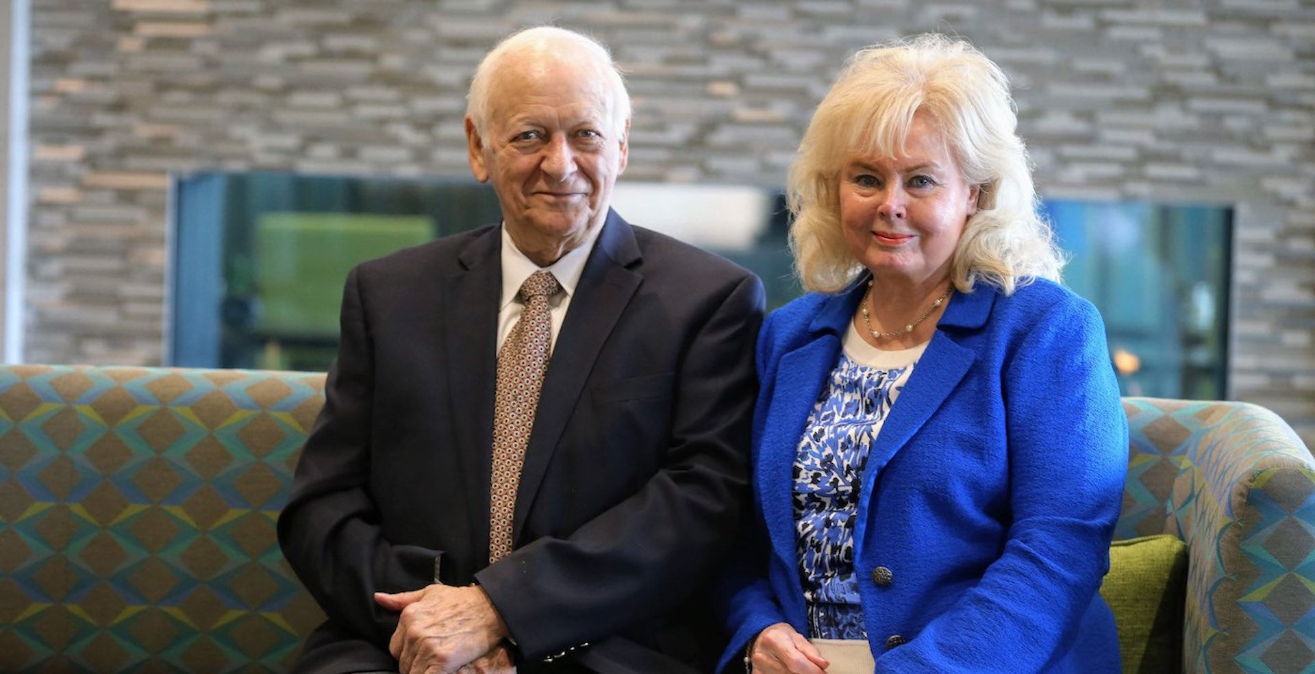 Shirley and Charles Drury Sr 2018 Ageless Remarkable St. Louisan